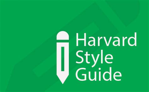 How to write a bibliography for essay harvard